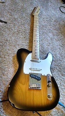 2003 Fender American Standard Telecaster Made In Usa 3 Pickups New