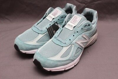 New Balance Made In The Usa M990Ms4 Mineral Sage/seafoam