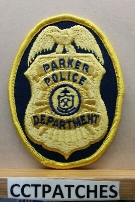 Parker, Colorado Police Shoulder Patch Co