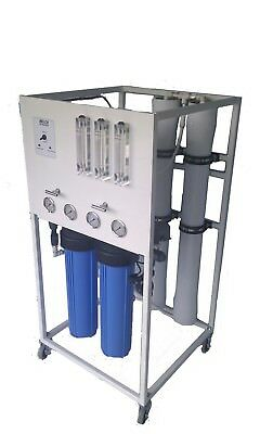 Reverse Osmosis System, 4000 GPD Professional Series model,  Made in USA!