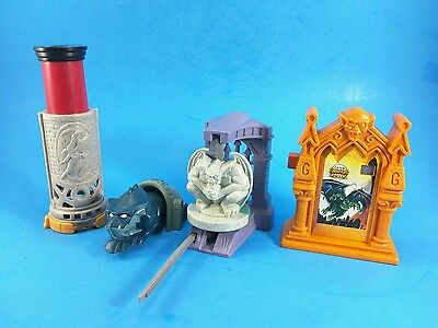 Burger King Toy Lot of 4 - Gargoyles