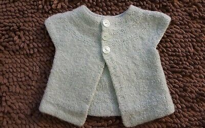 Vintage Baby Girl Sweater*Newborn Size 0-3mos*EVC
