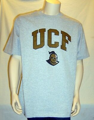 0e78519c3 University of Central Florida T Shirt NCAA KNIGHTS Heather Gray Coon Mens'  XL