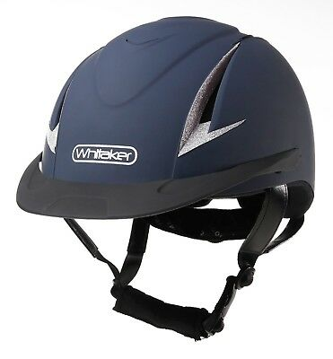 JohnWhitaker NRG New Rider Generation Riding Helmet- Hat - Competition Approved