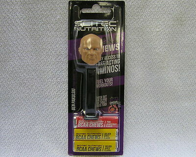PEZ Spender Ben Pakulski -Canadian Bodybuilder On Card Free Ship Limited Edition