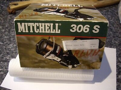 Mitchell 306S  Boxed
