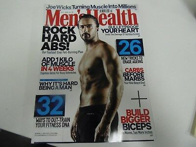 Men`s Health Magazine July  2018