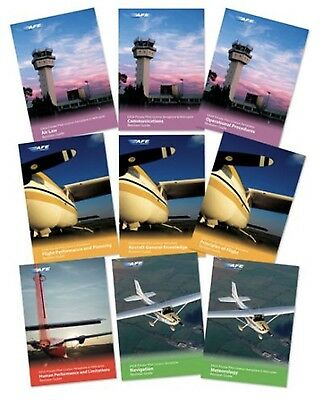 AFE PPL Exam Revision Guides Full Set *LATEST EASA EDITIONS*
