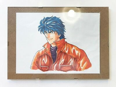 TORIKO OFFICIAL TOEI ANIMATION ARTWORK Mitsutoshi Shimabukuru - EXTREMELY RARE