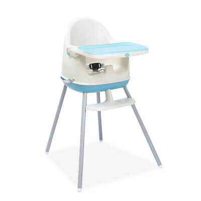 Premium Quality Timber Baby High Chair Feeding Wooden Highchair