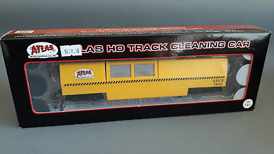 Atlas Dapol Powered Track Cleaning Car As New Dcc Ready Boxed Ho Oo Gauge(Gb)