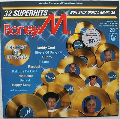 Boney M / The Best Of 10 Years