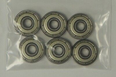 Yakovlev,Yak-52 Canopy Bearings (1 set- six bearings)