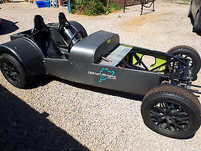 Tiger Avon Unfinished Project Kit Race Track Car