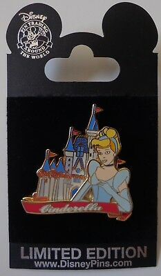 Disney WDW Princess Castle Series Cinderella Pin