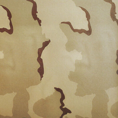 """Kydex® .080"""" (2mm) Camo US Desert 3 colors Infused"""