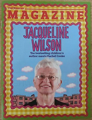 Jacqueline Wilson – Observer magazine – 23 March 2014