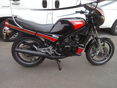 Yamaha RD350 YPVS Hybrid 600000 PicClick UK Loved