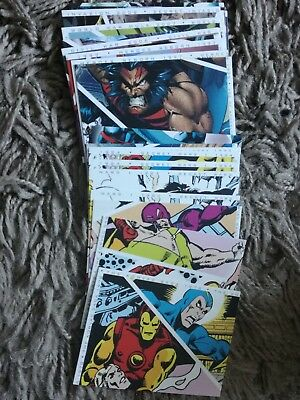 Marvel Universe 2011 Trading Cards, Rittenhouse, 'you choose which cards needed'