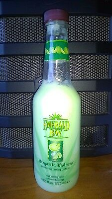 Solarium Emerald Bay Tanning Lotions Margarita Madness 1x bottle 275 mls