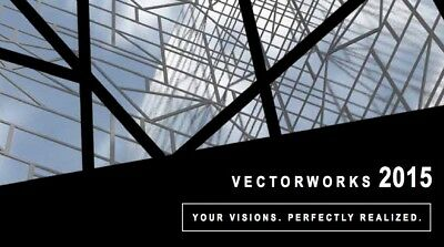 Vectorworks Architect 2015 License