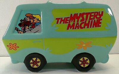 Scooby Doo The Mystery Machine Bank