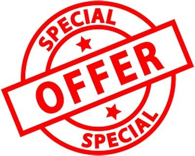 SPECIAL LISTING For Special Offers