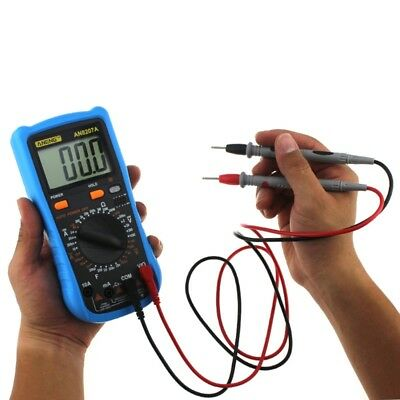 ANENG AN8207A Digital LCD Multimeter 1999 Counts Voltage Ammeter AC/DC Tester