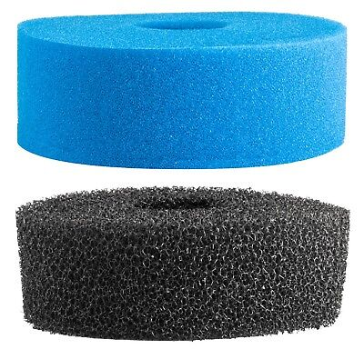 Aquapro REPLACEMENT SPONGES 2Pcs Suit AP5000UV Series I & AP5000 Pressure Filter