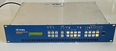 Dolby DP570 - Dolby E Digital Surround Audio Processor - Free Shipping!