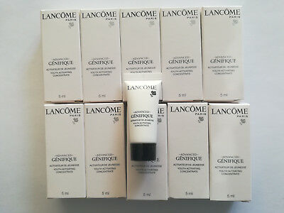 Lancome Advanced Genifique Youth Activating Concentrate 50ml (10x5ml) neu
