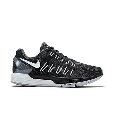 premium selection d480b 4897c Womens Nike Air Zoom Odyssey Black Running Trainers 749339 001