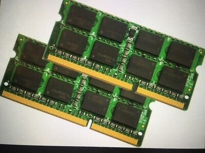 8GB 16GB Laptop Notebook Memory Ram DDR3L 1600mhz PC3-12800S 204PIN soDIMM