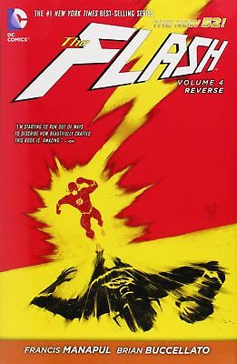 Flash Volume 4 Reverse Hardcover New Hardback Collects #20-25 And #23.3