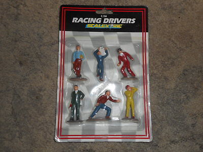 Scalextric Racing Drivers #C784 MOC