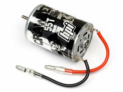 HPI 55T Brushed 540 Motor for Rock Crawlers with Connector 102279