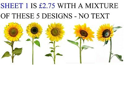 Sunflower 65 Small Sticky White Paper Labels Envelope Seals NEW