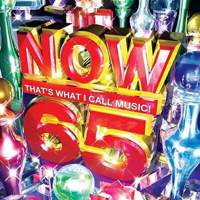 Now That's What I Call Music 65 2 Disc CD FREE SHIPPING