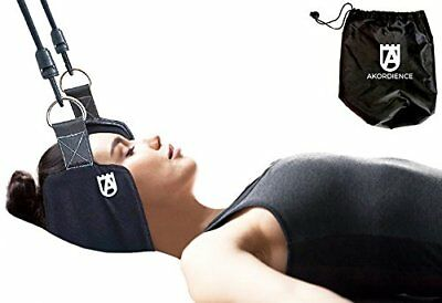 Portable Neck Hammock for Cervical Traction Chronic Neck Shoulder Pain Relief