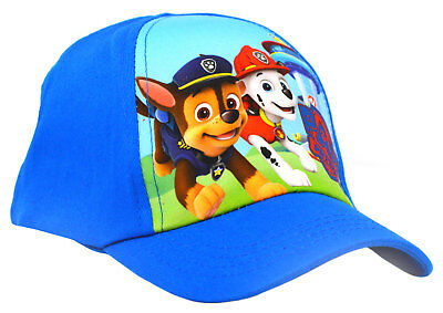 Paw Patrol Cap Boys Girls Kids Baseball Cap Summer Hat