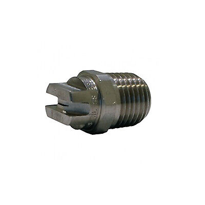 Spraying Systems 8.707-679.0 WashJet Stainless Steel 1/4'' MEG Nozzle, 15045 (Si