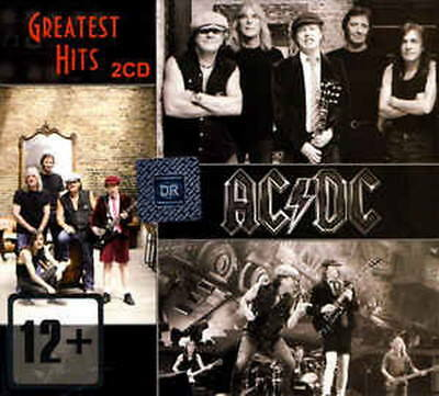 AC/DC Greatest HITS MUSIC Collection 2CD (SHIPPING.SAME DAY)