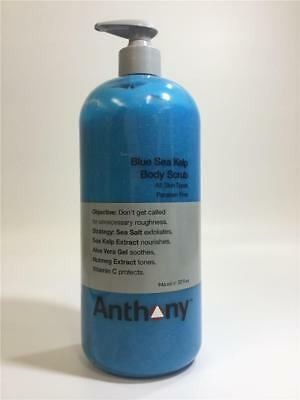 Anthony Blue Sea Kelp Body Scrub 32 fl. oz.