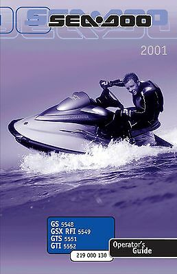 sea doo owners manual book 1998 spx gs gsx limited xp limited rh picclick co uk 1995 Seadoo Speedster Manual 1995 Seadoo Bombardier