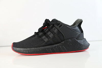 reputable site aee84 cd413 ADIDAS EQT SUPPORT 93 17 Core Black Red CQ2394 8 boost equipment
