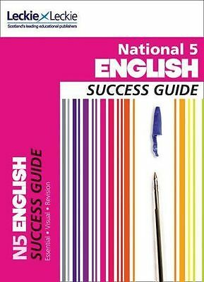 Leckie & Leckie National 5 English Success Guide