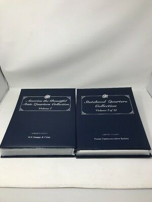 America The Beautiful State Quarter Collection Volumes 1 & 2