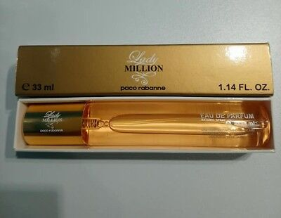 lady million 33ml