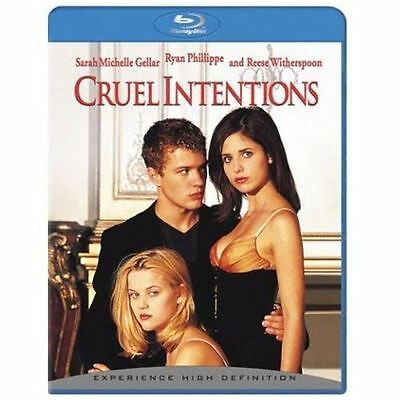 Cruel Intentions (1999) Blu-Ray BRAND NEW Free Shipping