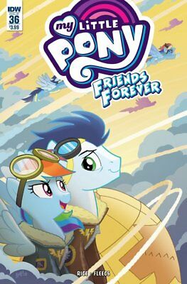 My Little Pony Friends Forever #36 IDW